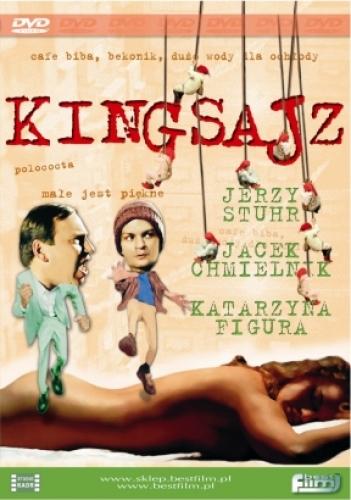 King Size Kingsajz Juliusz Machulski Dvd Polish Film Pigasus